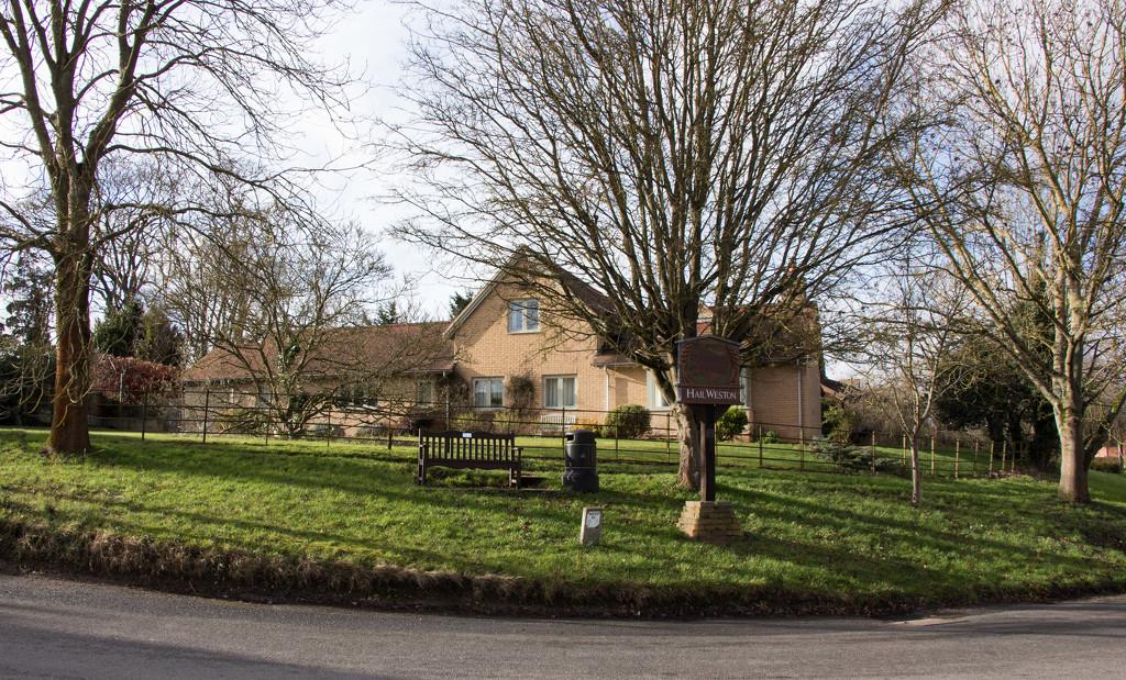 Hail Weston village by busylady
