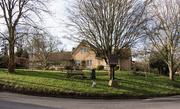 21st Jan 2021 - Hail Weston village