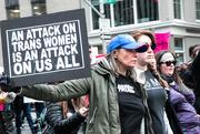 21st Jan 2021 - Women March against Trump