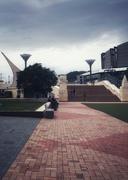 21st Jan 2021 - Civic Square Shapes