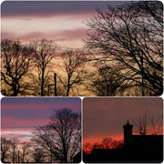 21st Jan 2021 - Red sky at night .....