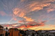 23rd Jan 2021 - Pink sunset