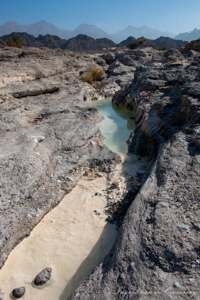 Al Hinn Sulfur Spring by ingrid01
