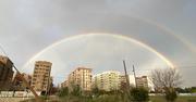 22nd Jan 2021 - Double rainbow