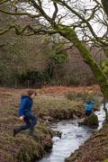 22nd Jan 2021 - Crossing the stream