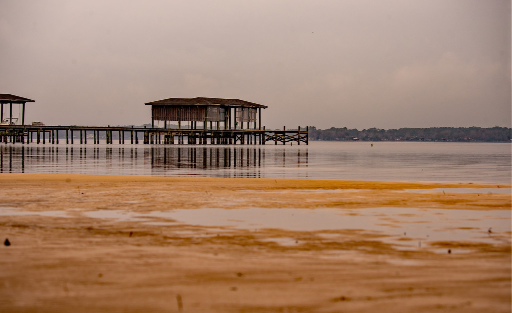 Low Tide, but Not at Sunset! by rickster549