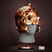 23rd Jan 2021 - Magic Helmet