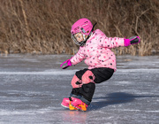 23rd Jan 2021 - Learning to skate