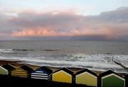23rd Jan 2021 - Lowestoft beach huts