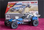 23rd Jan 2021 - Meccano Rally Racer
