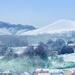 The snow peak