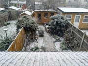 24th Jan 2021 - Snow in shedland