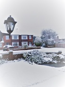 13th Jan 2021 - The snow is with us