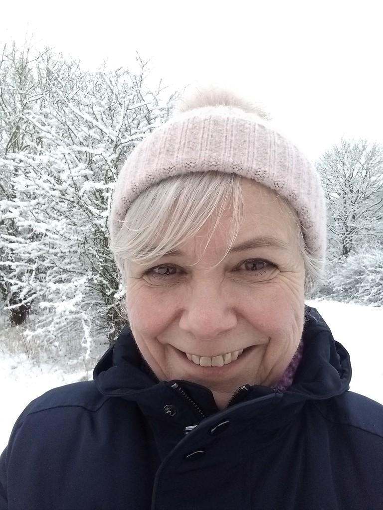 Snowy smile by filsie65