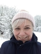 24th Jan 2021 - Snowy smile
