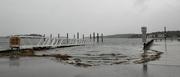 24th Jan 2021 - Very high tide.