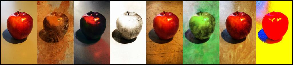 Mundane Apple 2 by olivetreeann