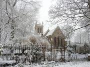 24th Jan 2021 - St Leodegarious Church.Basford