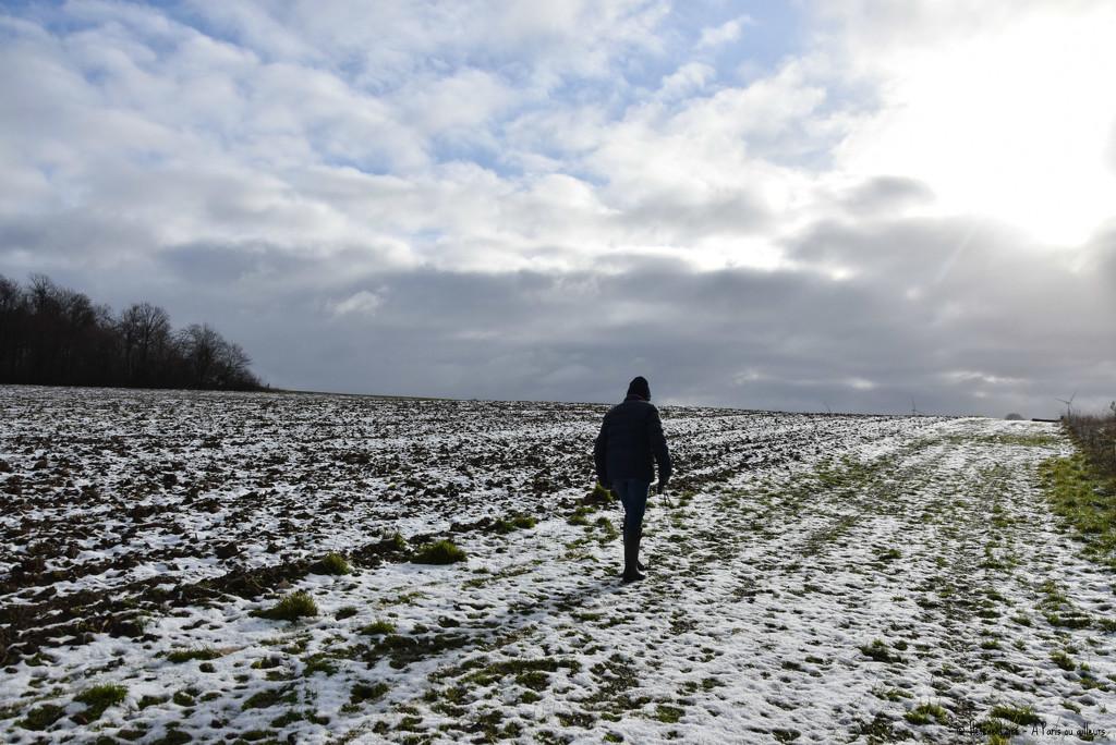 winter walk by parisouailleurs
