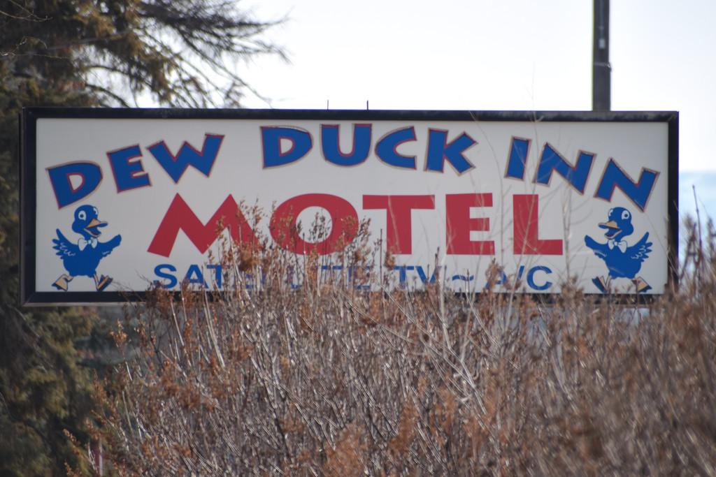 Plains, Montana Motel by bjywamer