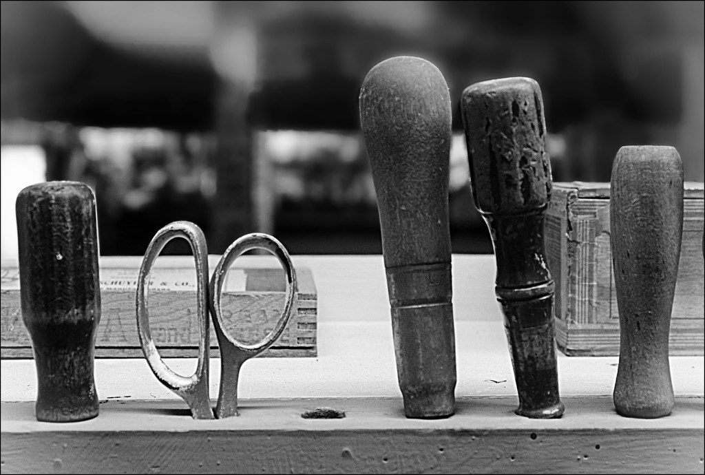 Tools of the Trade by olivetreeann