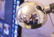 26th Jan 2021 - 0126 Lamp Selfie