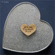 26th Jan 2021 - Wedding Hearts
