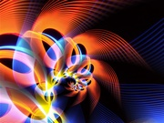 26th Jan 2021 - Neon abstracted........