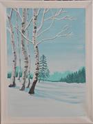 26th Jan 2021 - winter woods