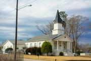 26th Jan 2021 - Surprise church...