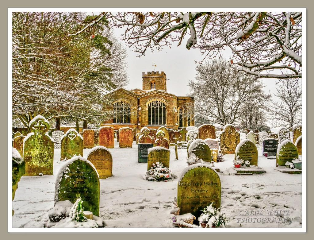 St.Mary's Church,Great Brington by carolmw