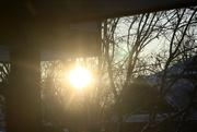 27th Jan 2021 - Sun flare