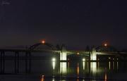 27th Jan 2021 - Bridge with Light Trails