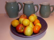 27th Jan 2021 - Fruit bowl with jugs