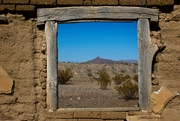 20th Jan 2021 - LHG-5312- window view framed Dorgan house