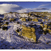 Drone winter view by jeffjones