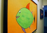 28th Jan 2021 - Piranha Friend