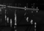 28th Jan 2021 - Pilings and Dock