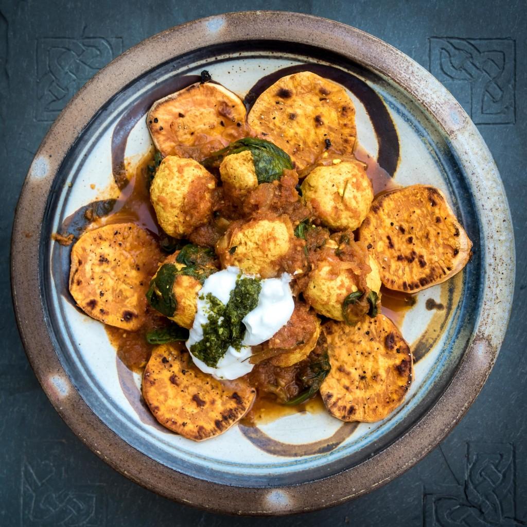 Chicken Kofta Curry by darylo