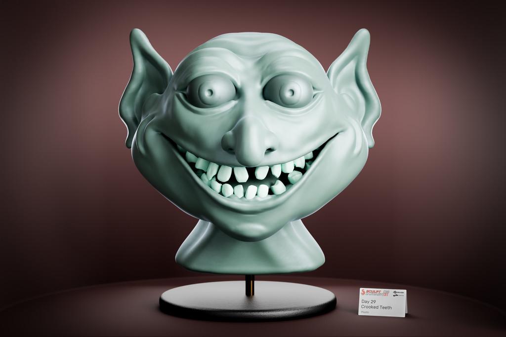 Crooked Teeth by humphreyhippo