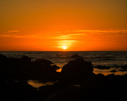 29th Jan 2021 - Sunset