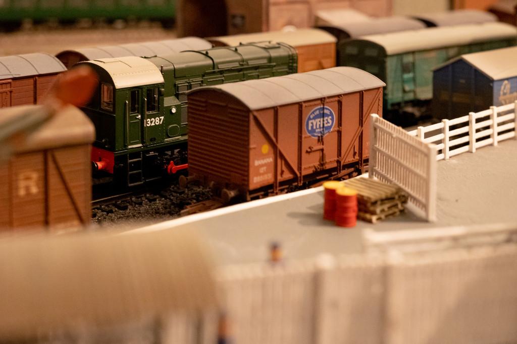 The busy goods yard... by peadar