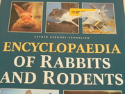 30th Jan 2021 - Encyclopedia of Rabbits and Rodents Cover