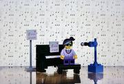 30th Jan 2021 - Legos Got Talent.