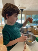 31st Jan 2021 - Young Chef