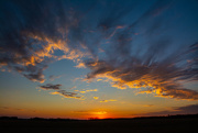 30th Jan 2021 - Sundown...