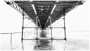 1st Feb 2021 - Who can resist an under the Pier shot!