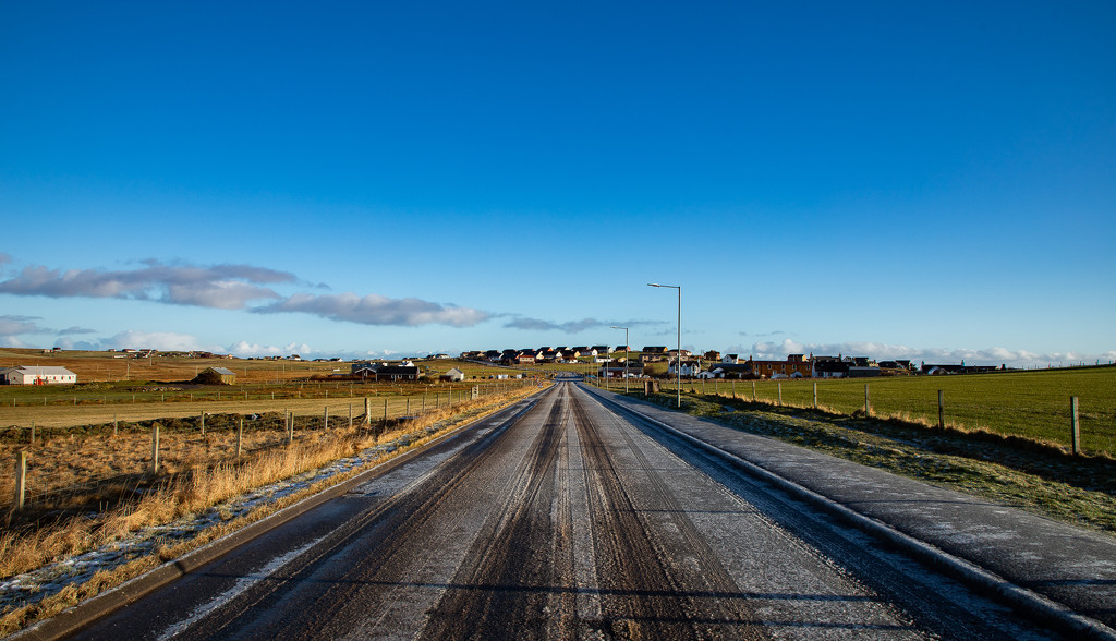 Middle of the Road by lifeat60degrees