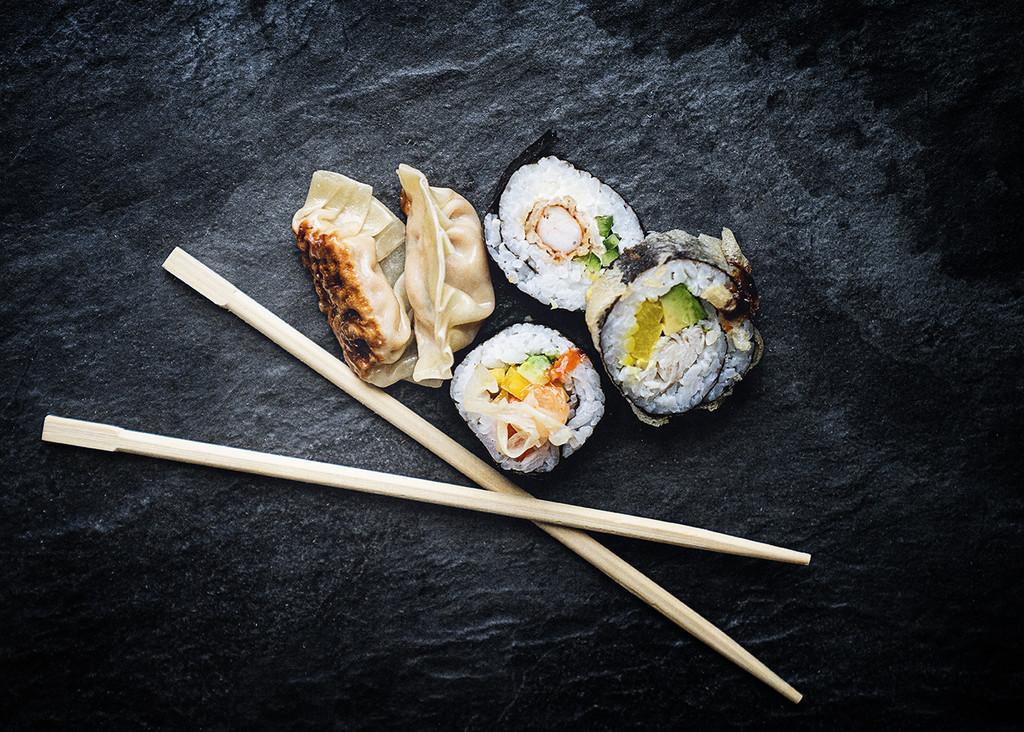 Food shoot - Sushi  by katarzynamorawiec