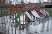 31st Jan 2021 - playground reflections